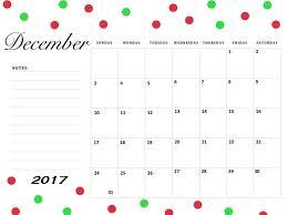 pdf printable calendar december 2017 printable calendar excel word pdf calendar 2018