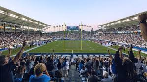 Stubhub Center Football Seating Chart Heres What A Chargers Game At Stubhub Center Will Look Like