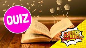 take our kids literature quiz fun kids the uk s children s radio station