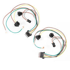 mercedes benz headlight wiring harness repair kit mercedes 03 09 mercedes left right headlight wire harness connector l r on mercedes benz headlight wiring harness