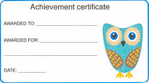 certificate for kid template certificate templates
