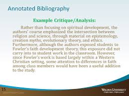 Citation   How To  Write an Annotated Bibliography   LibGuides at