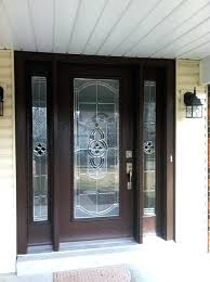 lovely front doors with glass in creative home interior design ideas cabinet