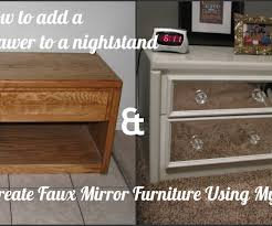 ikea mirrored furniture. Large-size Of Manly Mirrored Nightstand Ikea Black Mirror Furniture Y