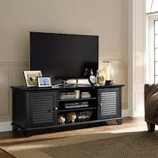 palmetto lowprofile tv stand for tvs up to  multiple colors