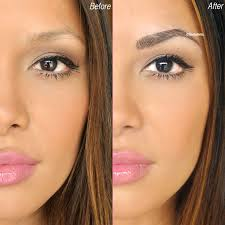 say goodbye to your boring old brow pencils with semi permanent makeup you can have perfectly