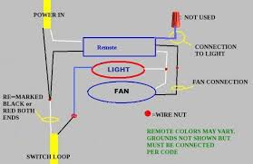 ceiling fan remote with 2 wires doityourself com community forums ceiling fan electrical diagram remote ceiling fan wiring diagram