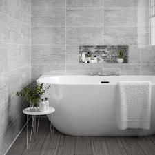montserrat light grey tiles 250 x 500mm