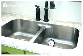 install undermount sink figure preparing bonding surfaces install undermount sink in existing granite countertop