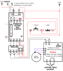 wiring diagram for push button mag starter control elec eng world wiring diagram for push button mag starter control