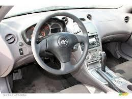 Black/Silver Interior 2001 Toyota Celica GT Photo #43040503 ...