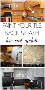 how to easily paint outdated tile in only 2 steps amazing results plus most interior color