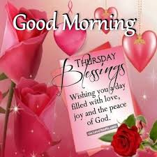 Good Morning Thursday Love Quotes Best of Good Morning Thursday Blessings Wishing You Love Pictures Photos