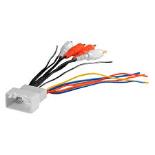 american international� twh17 aftermarket radio wiring harness metra tyto-01 jbl amplifier interface harness at 03 Toyota Highlander Stereo Wire Harness With Jbl Amp