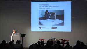 The Idea of the Global Museum - Conference| <b>Anda Rottenberg</b> ...