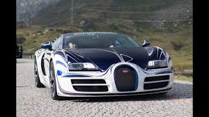 As the world's first hyper sports car, the veyron 16.4 generates 1,001 ps, reaches speeds of 407 km/h and accelerates from 0 to 100 in 2.5 seconds. Bugatti Veyron Vitesse L Or Blanc Design Corral