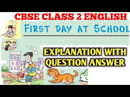 Ncert class 2 english solution consists of chapters included in both the textbooks marigold and raindrops. 2nd English Joydhamaka