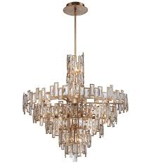 metropolitan lighting n6678 274 bel mondo 21 light luxor gold chandelier undefined