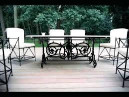 outdoor wrought iron furniture. Outdoor Wrought Iron Patio Furniture Garden Treasures . N