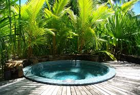 Outdoor Jacuzzi Magnificent Outdoor Jacuzzi Design Ideas For Decorating Your Home