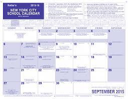School Calendar 2015 16 Printable Nyc School Calendar Yangah Solen