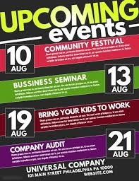 Create A Event Flyer Free Create Amazing Flyers And Posters For Your Event Makes For