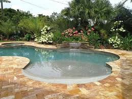 beach entry fiberglass pool beach entry pool inspiring beach entry swimming pool designs stock of beach beach entry fiberglass pool