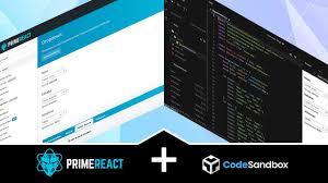 A textarea can have a minimum height. Primereact Meets Codesandbox Primefaces