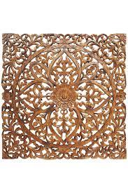 Orientalische Holz Ornament Wanddeko Rajab 120cm Gross Xxl