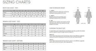 Kohls Mens Size Chart Kohls Size Chart Juniors Facebook Lay Chart