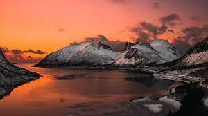 1920x1080 Surreal Mountain Landscape ...