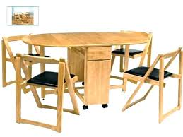 folding table and chairs for round dining table set living folding table and chairs for