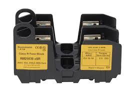 rm25030 2sr modular fuse block 30a, 2 pole (pn rm25030 2sr Eaton Fuse Box Eaton Fuse Box #27 eaton fuse box 200 amp