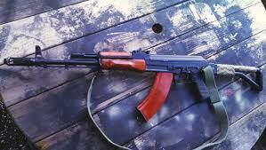Arsenal SAM7SF AK47 Wood Furniture Swap