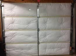 insulating garage doorGarage Door Insulation Panels to keep Your Garage Warm  Home