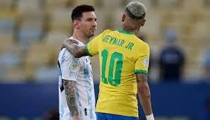 Arjantin - Brezilya maçı şifresiz canlı izle - Arjantin - Brezilya Haber  Global canlı yayın - Futbol Haberleri - Spor