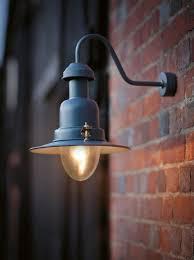 industrial style outdoor lighting. Fishing Light - Slate Industrial Style Outdoor Lighting O