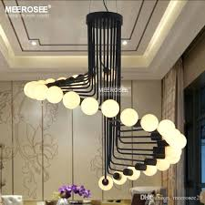 designer chandelier lighting modern new chandeliers fixture creative metal lamp
