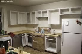 Diy Refinish Kitchen Cabinets Kitchen Cabinet Parts