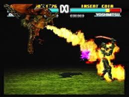 اللعبة الغنية التعريف Tekken بحجم