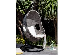 acacia bay hanging egg chair