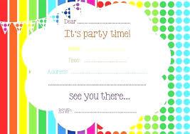 party invite templates free kids birthday party invitation templates guluca
