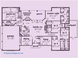 5 bedroom house plans in south africa beautiful 4 bedroom modern