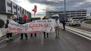 Lavoro, operaio morto all'Interporto. Sindacati in sciopero martedì 26  ottobre
