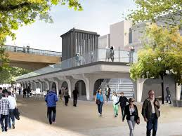Small Picture Garden Bridge bogged down in toilet row 10 February 2016