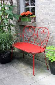 Bench Iron Wood Bench These Charming Wood Benches Have Black Outdoor Wrought Iron Bench