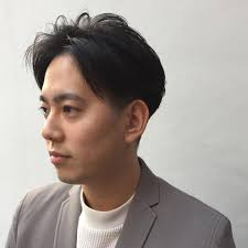 メンズヘアスタイルカタログ Gokan 小野雄二 At Gokanmenshairono