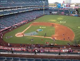 Angel Stadium Of Anaheim Section 425 Seat Views Seatgeek