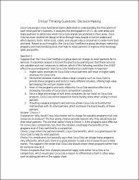 hitt mgt03 ctq 12 critical thinking questions decision making this preview has intentionally blurred sections sign up to view the full version