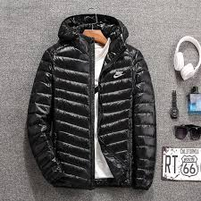 fashion thin warm light mens designer jackets long sleeve sport mens designer winter coats casual men parka coat coats for man jacket top from mayday1